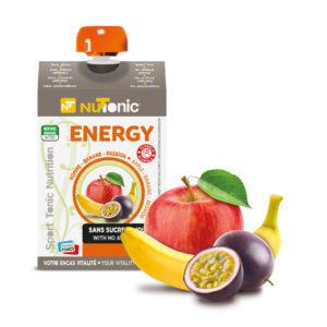Etui gourde Energy avec fruits - Healthy
