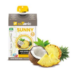 Etui gourde Sunny avec fruits - Healthy