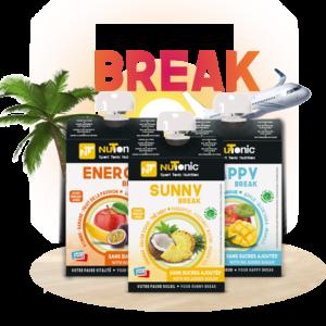 Gamme BREAK (Healthy/Bien-être)