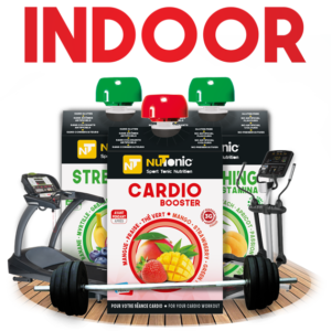 Gamme INDOOR (Cardio, Stretching, Renforcement, Crossfit, Arts Martiaux, Musculation, etc.)